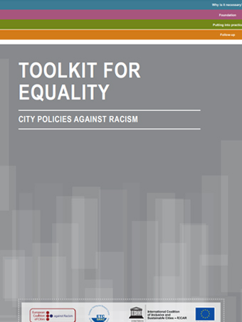 The ECCAR Toolkit for Equality