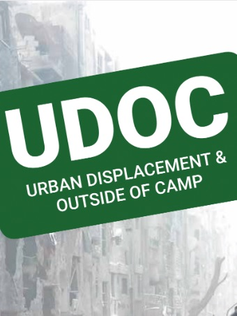 Urban Displacement Out of Camps – Desk Review