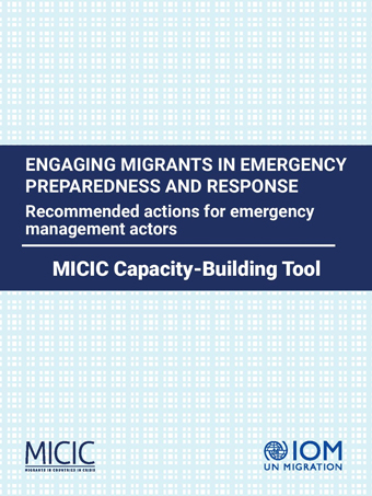 Engaging Migrants in Emergency Preparedness and Response