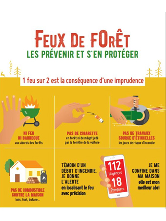 Wildfire, Prevent it and be protected from it