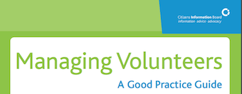 Managing Volunteers–A Good Practice Guide