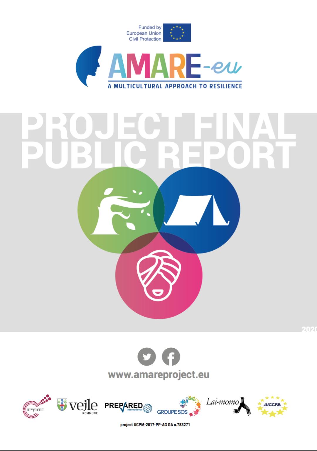 AMARE-EU Project final Report